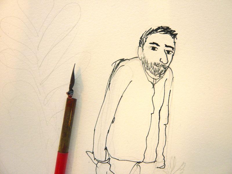 portret van mijn vader