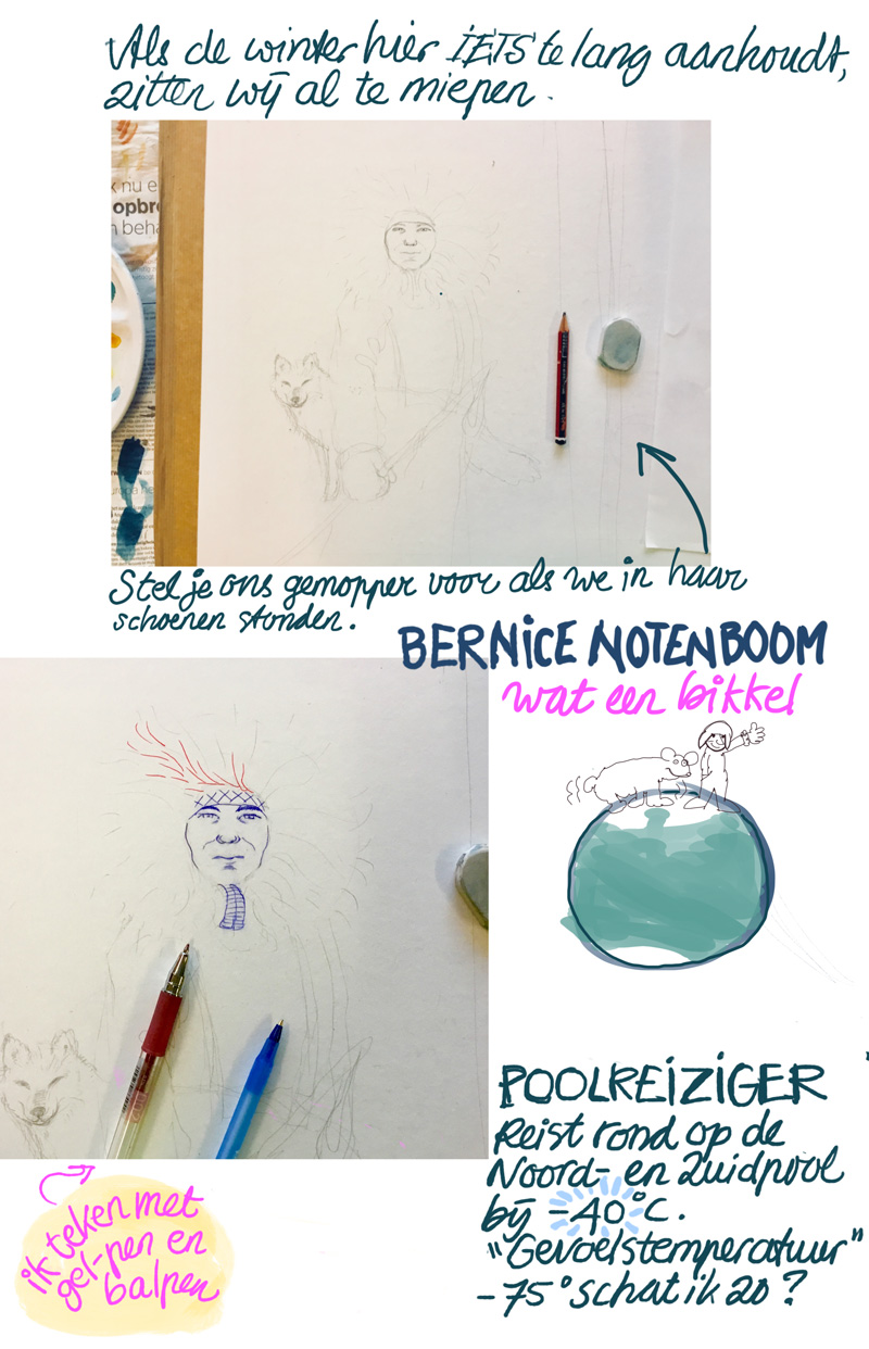 portret Bernice Notenboom